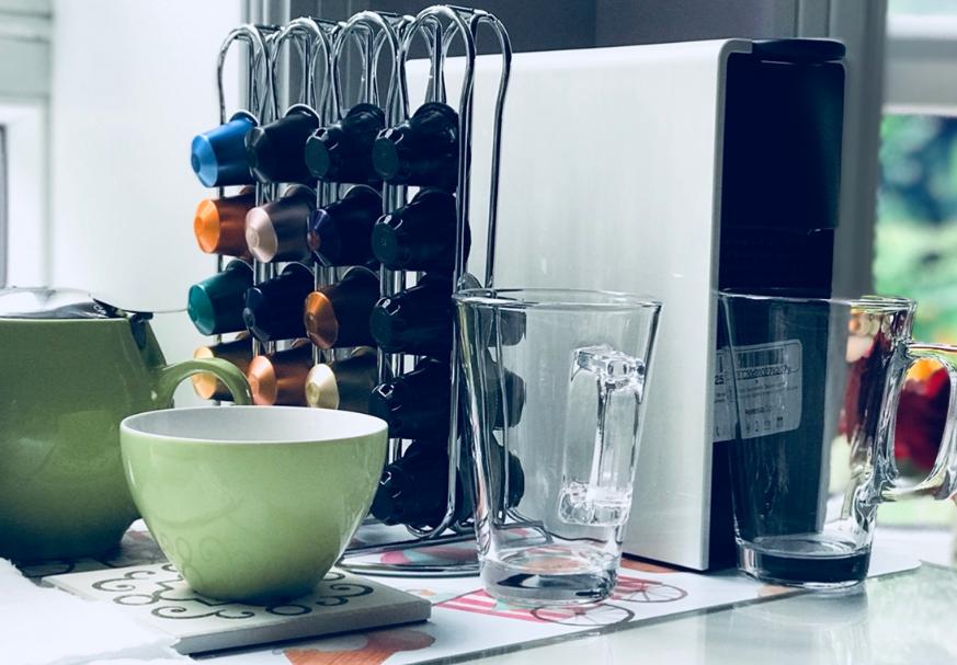 抖音同款:胶囊咖啡机