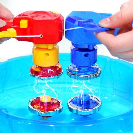抖音同款玩具:拉线陀螺
