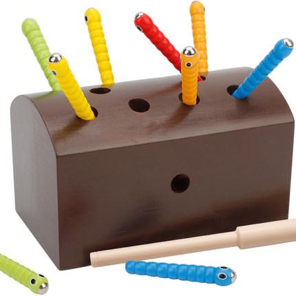 抖音同款玩具:抓虫子钓虫子