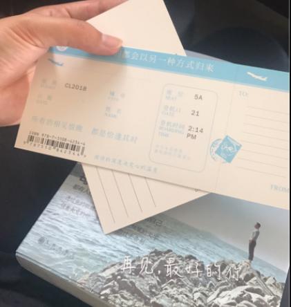 抖音同款书籍:送机票的书