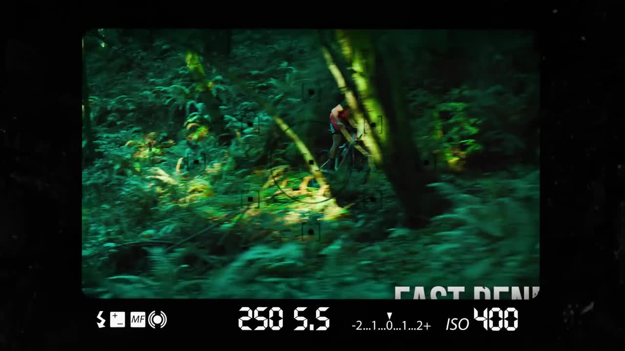 转场视频素材 PR模板拍立得快门照片高清视频转场模板