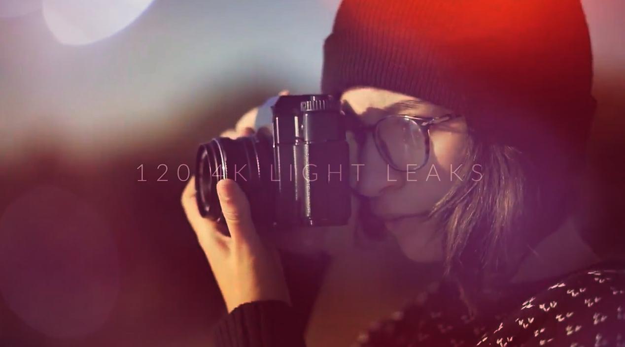 镜头炫光视频素材4K高清 120组转场特效合成4K视频高清素材 视频特效 第1张